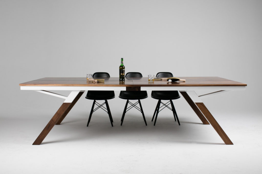 Table De R 233 Union Transformable En Table De Ping Pong La