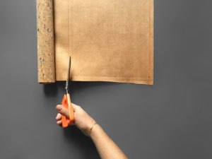 cork-liege-paper-brown-lunch-bag-diy-couture-découper