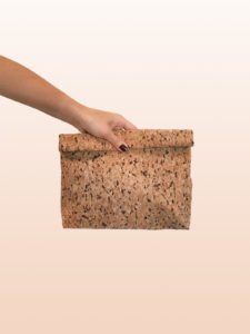cork-liege-paper-brown-lunch-bag-diy-sac-pochette-gamelle
