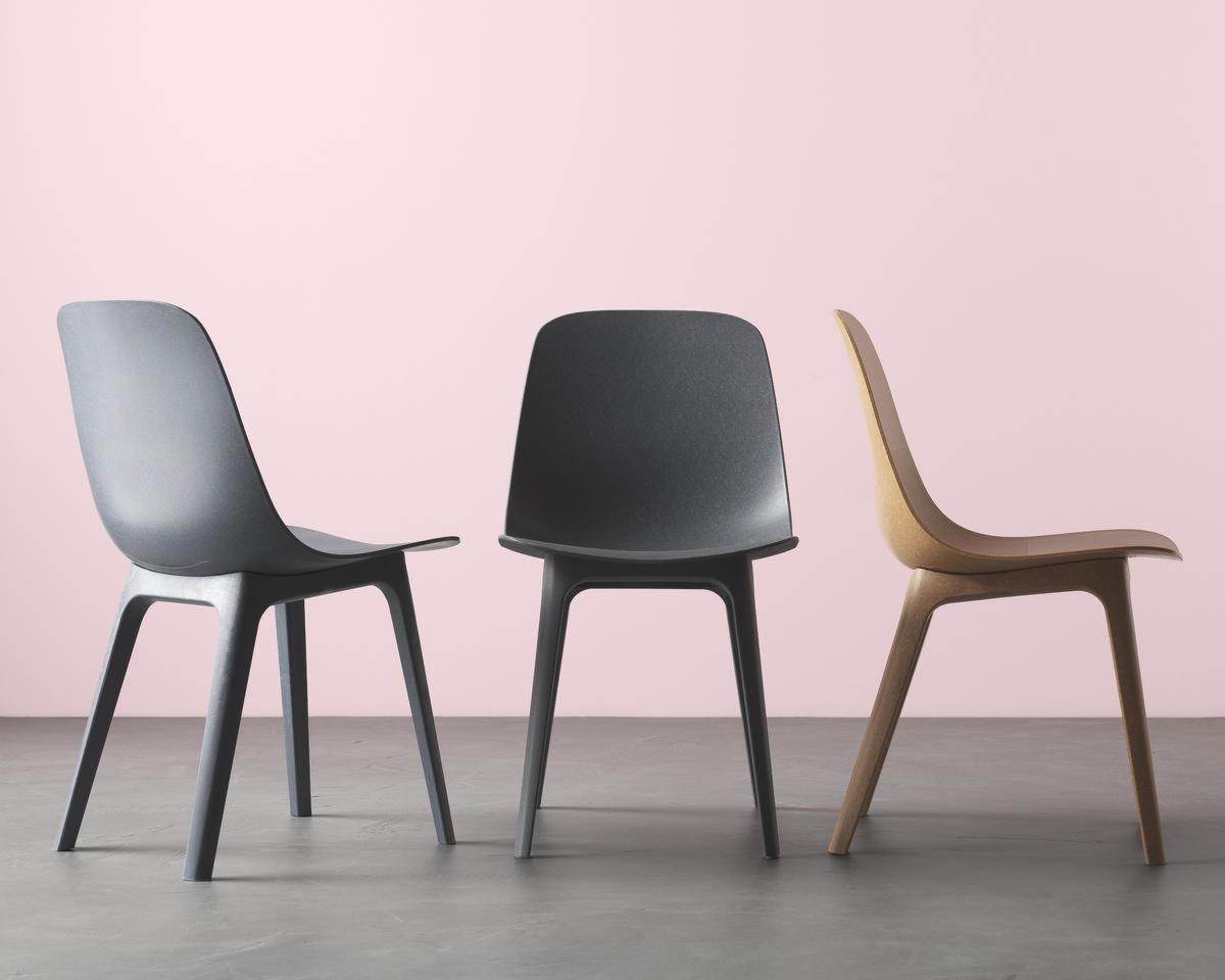 Nouveaut IKEA Une Chaise 100 Recycle