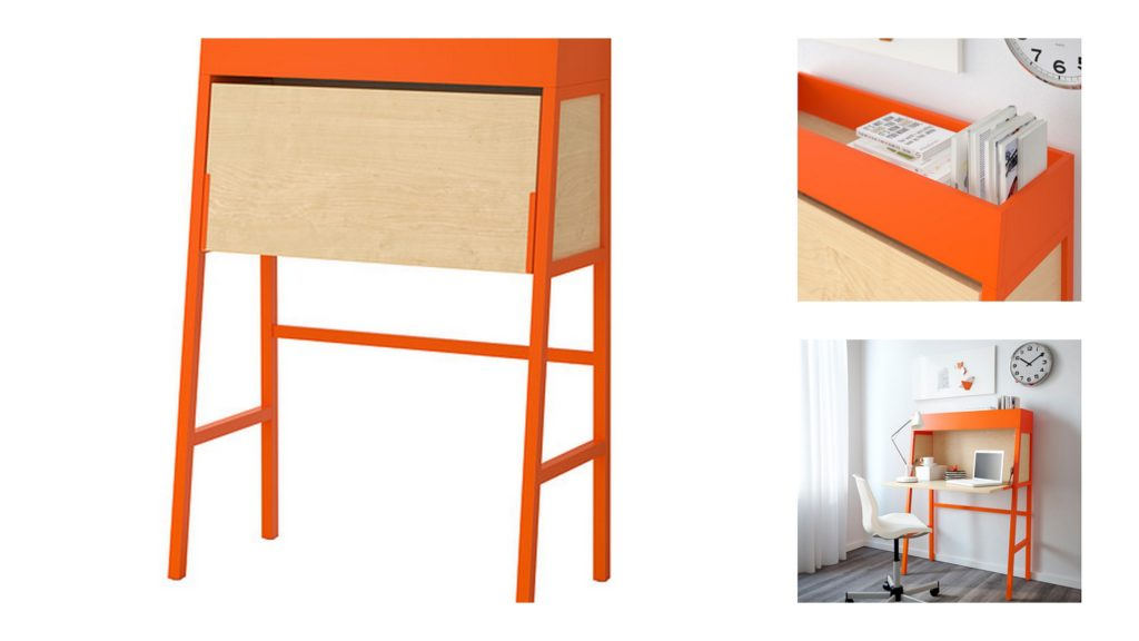 maja-ganszyniec-x-ikea-spanst-ikea-ps-secretaire-orange