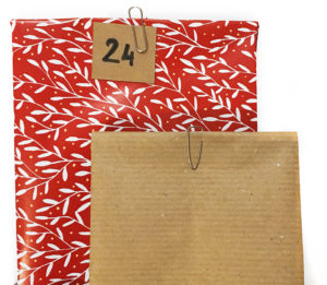 calendrier-avent-pochette-Advent calendar-diy-do-it-noel-deco pochettes
