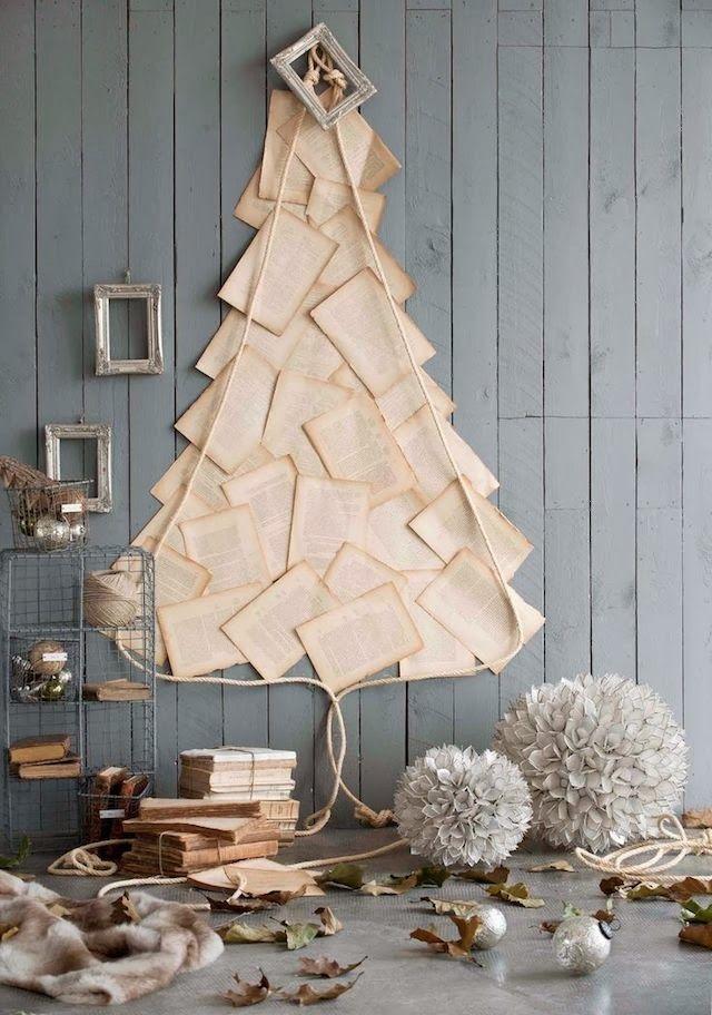 un-sapin-de-noel-plus-vert-diy-zero-dechet-do-it-yourself-inspiration-tendance-tutoriel-christmas-tree-ideas-book