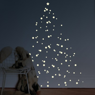 un-sapin-de-noel-plus-vert-diy-zero-dechet-do-it-yourself-inspiration-tendance-tutoriel-phosphorescent