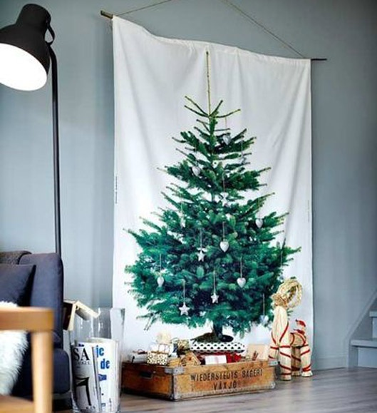 un-sapin-de-noel-plus-vert-diy-zero-dechet-do-it-yourself-inspiration-tendance-tutoriel-sapin-sur-drap