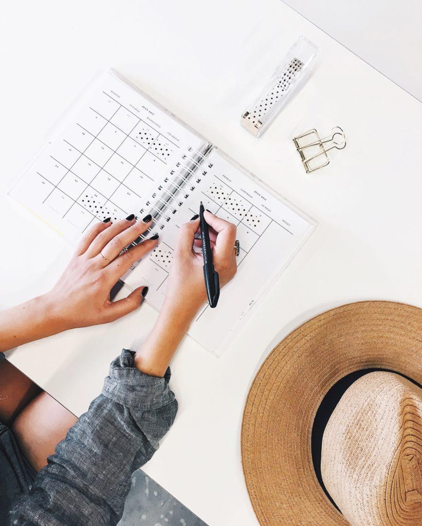 idee-de-resolution-nouvelle-annee-2018- commence à intégrer ta routine idéale