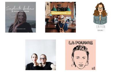5-podcasts-inspirants-a-ecouter-tout-le-temps-partout-Chiffon-Valerie Tribes