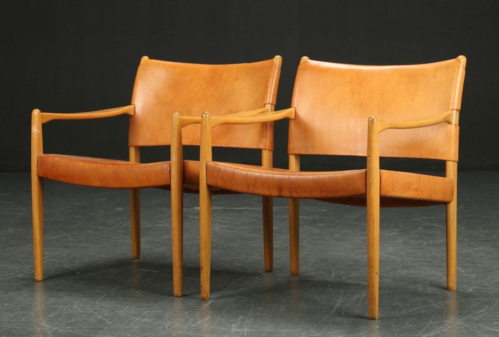 Les fauteuils «Premiär-69», adjugés 2 100 € par la maison Lauritz, Ikeaikea-vintage-rétro-kit-devenu-chic-vente-aux-encheres