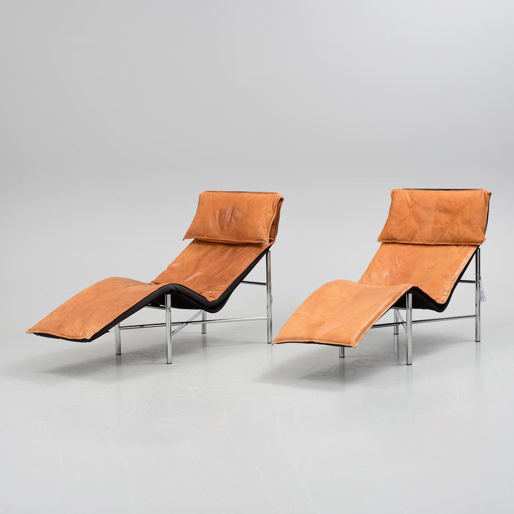 Une paire de fauteuils «Skye», adjugée 510 € par Bukowskis, Ikeaikea-vintage-rétro-kit-devenu-chic-vente-aux-encheres