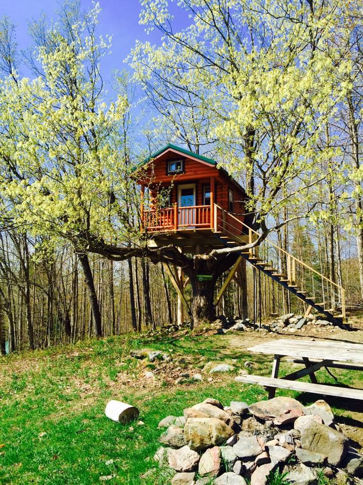 logement-insolite-10-cabanes-dans-les-arbres-a-louer-au-quebecAu Diable Vert – Glen Sutton