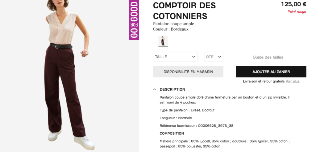 Comptoir des Cotonniers-go-for-good-des-galeries-lafayette0