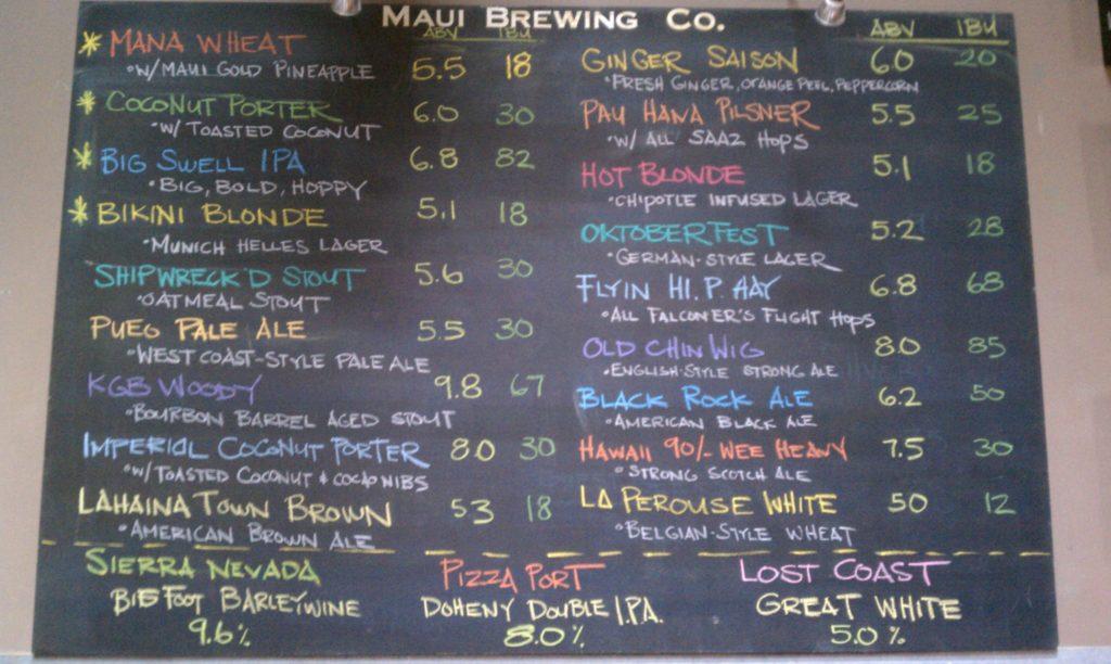 degustation-biere-locales-maui-BrewingCo